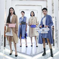 富力·环贸港携手众多原创品牌亮相CHIC2019(秋季)