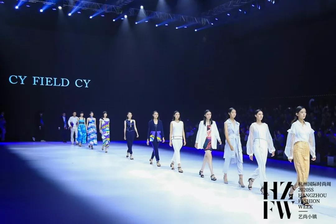 "HZFW-DAY3 |""无序""— CY FIELD CY 2020冬季发布秀"