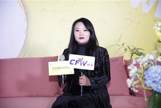 中影影视栏目总监邓茜专访