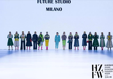 HZFW-DAY7 | Future Studio X Decycle Studio 秋冬发布