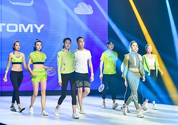 广东时装周丨回到未来·希尼汤米HINITOMY新品发布