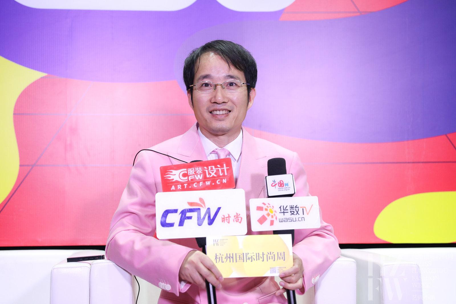 2021ss杭州國際時尚周 | CFW時尚專訪共贏會服裝源頭供應鏈春夏發布會