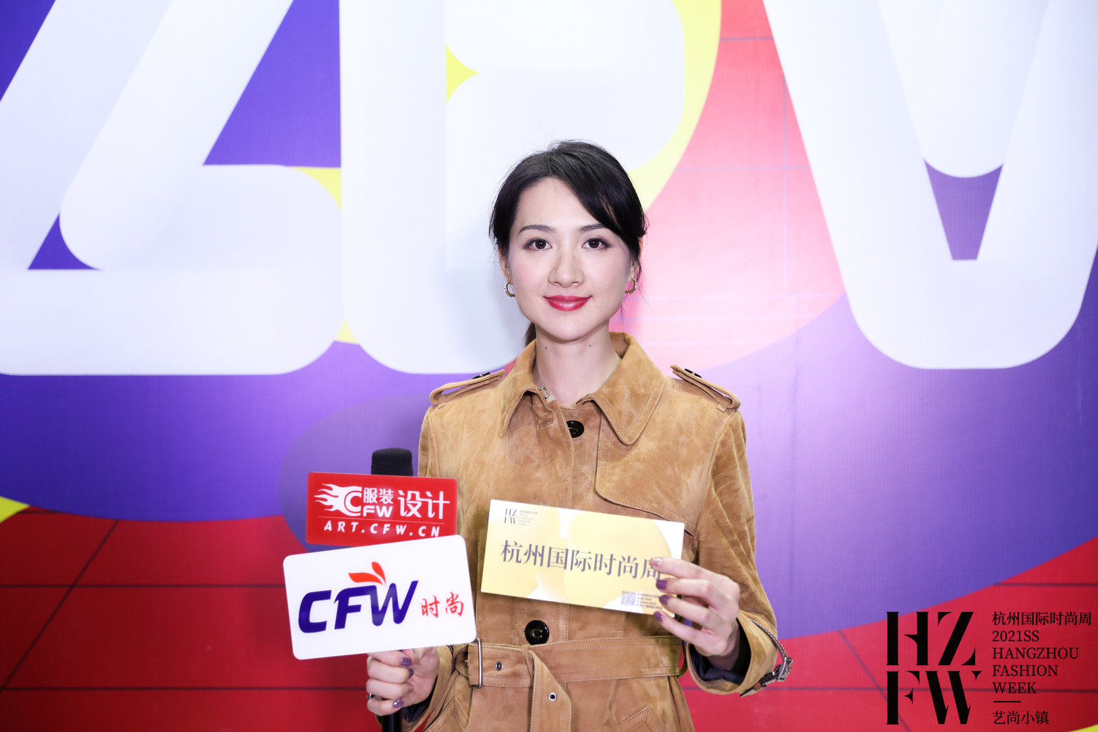 2021ss杭州国际时尚周 | CFW时尚专访三家童�;勾词既�
