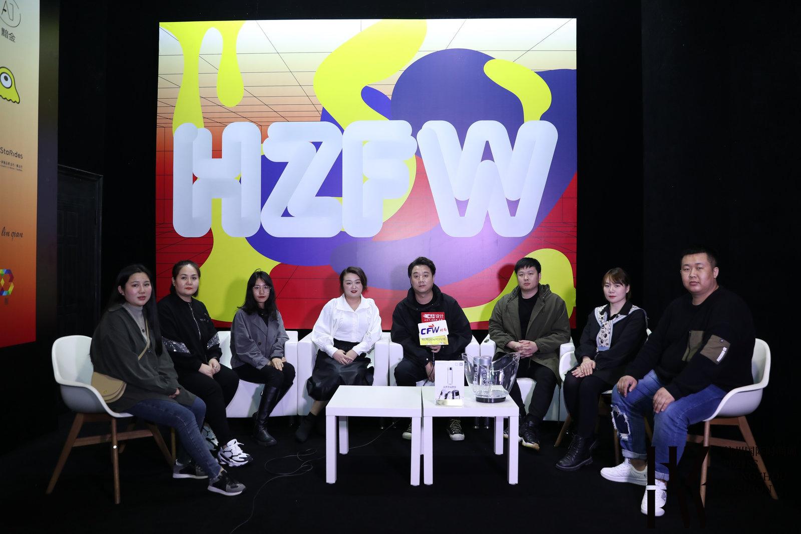 2021ss杭州国际时尚周 | CFW时尚专访蒂萨纳品牌创始人颜烈荣