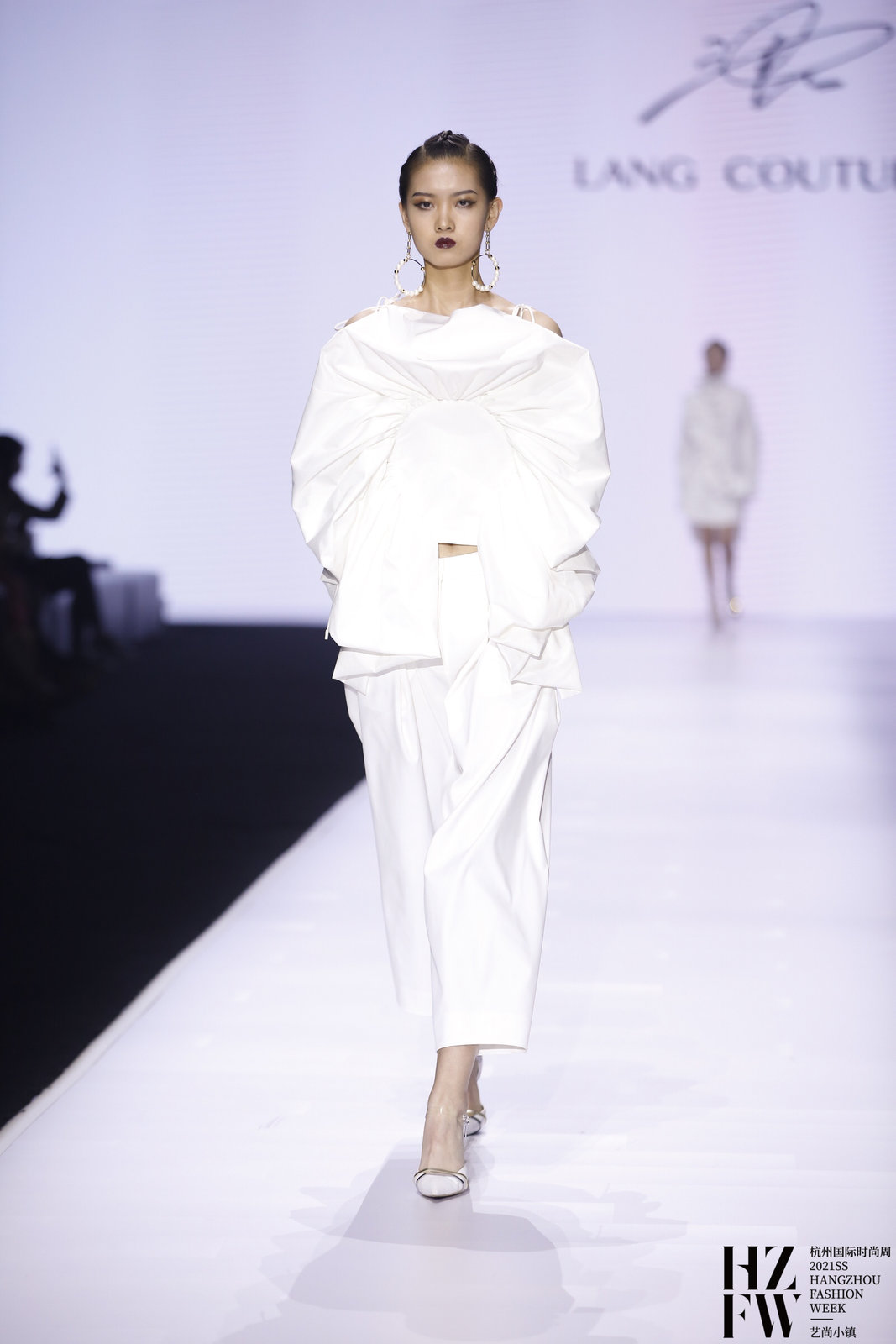 浪 COUTURE & Y·YUAN fashion me 造型发布会