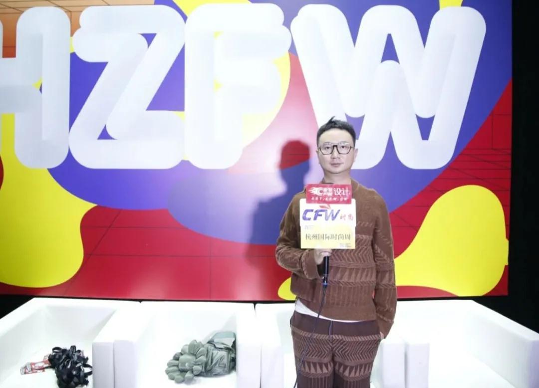 2021ss杭州国际时尚周丨CFW时尚专访杭州水木杰服装设计工作室主理人梁雄杰