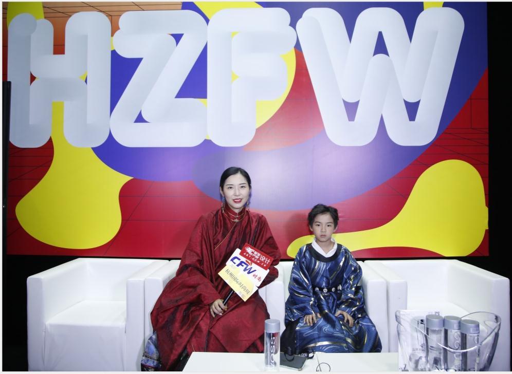 2021ss杭州國際時尚周|CFW時尚專訪澤萬品牌主理人李妍