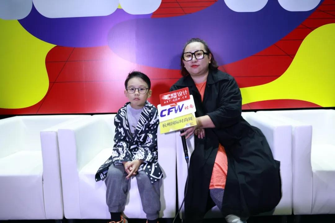 2021SS杭州國際時尚周|CFW時尚專訪彌加品牌主理人呂青