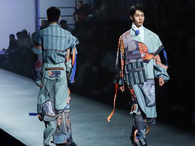 广东文艺职业学院服装设计毕业作品展演