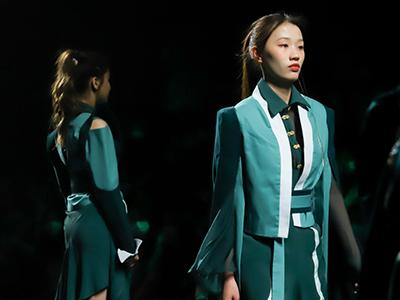 东莞市技师学院服装设计毕业作品展演