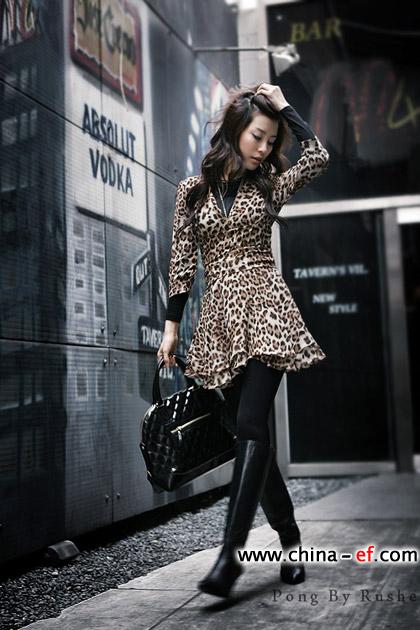 怀旧兼具现代感的混搭创意品牌女装-服装时尚聚焦图片