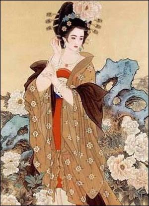 唐朝统治者出身胡族