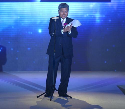 中国 杨勋/真维斯国际(香港)有限公司董事长杨勋先生致辞