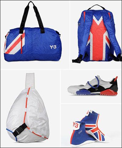 各大时尚品牌为2012伦敦奥运会推出限量单品