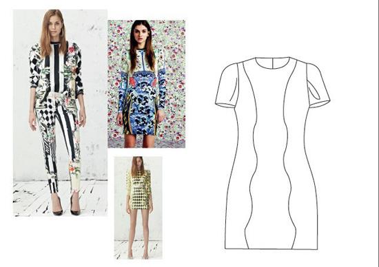 】2013年流行趋势直击!   2011最流行的服装+春装搭配甜美高清图片