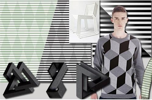 2014春夏童装针织服装设计开发-理性