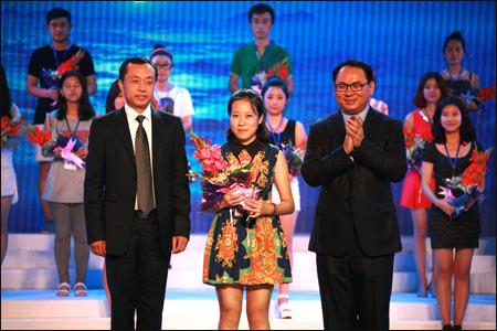 """""""葫芦岛银行""""杯第三届中国泳装设计大赛颁奖晚会隆重举行"""