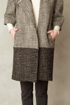 2013-2014秋冬女装新款分析--西装剪裁式外套