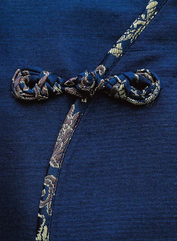 古代衣服花纹简单-中国传统服饰纹样