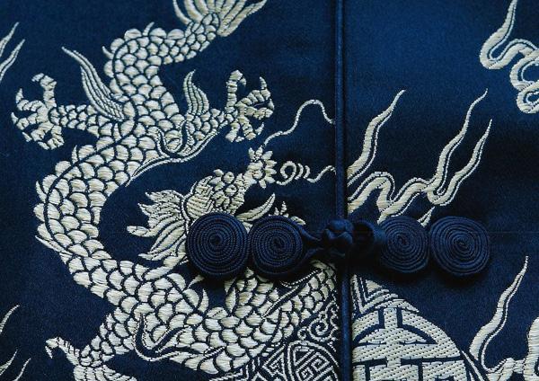 中国古代服饰花纹龙凤呈祥,古代吉祥图案.