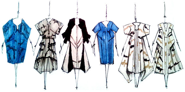 Elements Of Fashion Design : Bad gateway